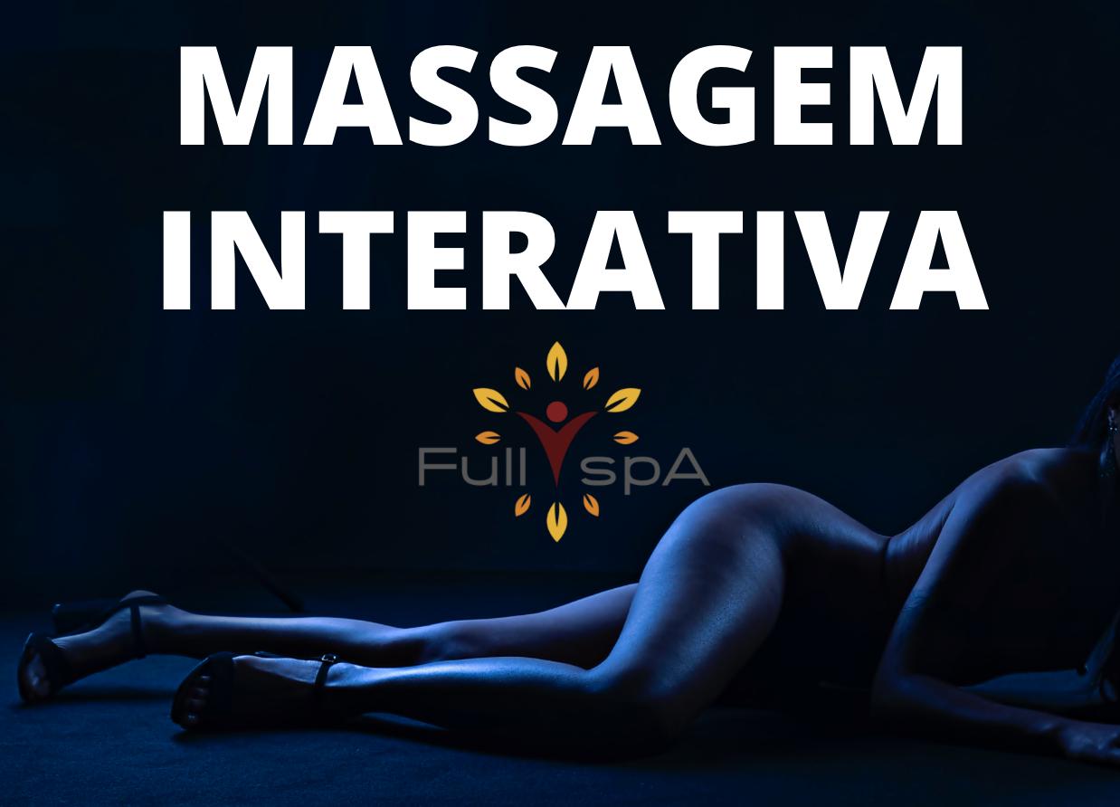 massagem interativa