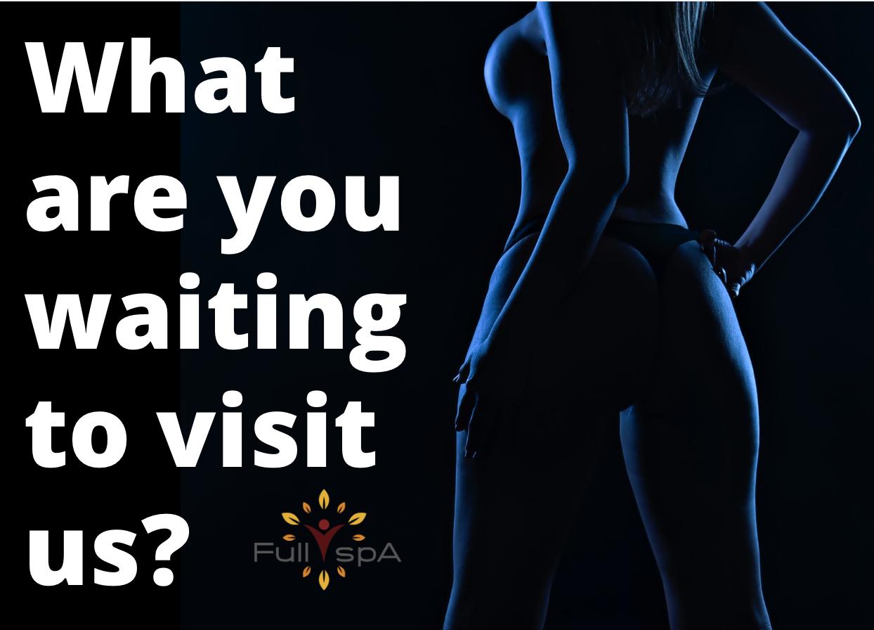 waiting to visit us?