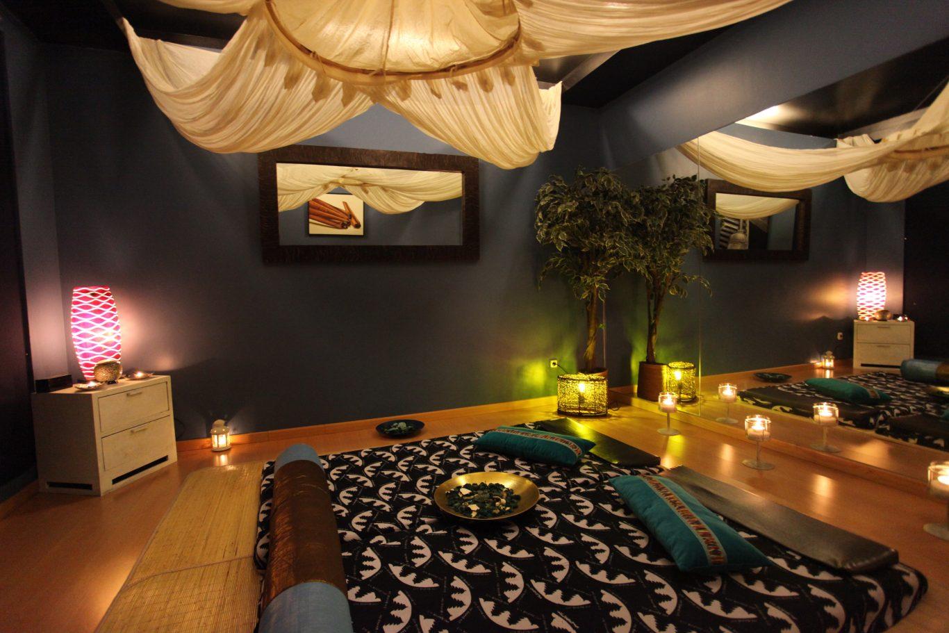 espaço relaxante full spa