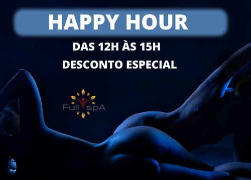 full spa happy hour